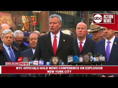 New York explosion: 3 hurt, 1 in custody after 'attempted terrorist attack'