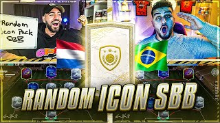 FIFA 21: RANDOM ICON SQUAD BUILDER BATTLE 💀💀 Wakez vs Seko