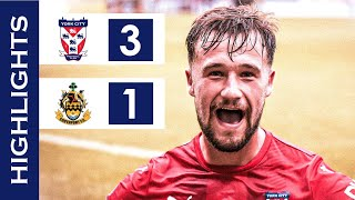 📺 Olly Dyson shines in front of record crowd | York City 3-1 Southport | Highlights