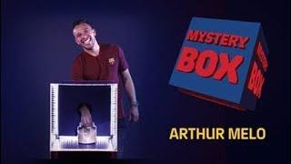 MYSTERY BOX | Arthur Melo
