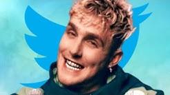 Twitter VS Jake Paul