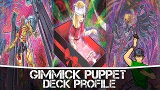 Yugioh Gimmick Puppet Deck Profile - Rank-Up Magic Build