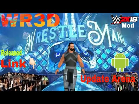 WR3D 2K19 v 14 RELEASED FOR ALL DEVICES with download link