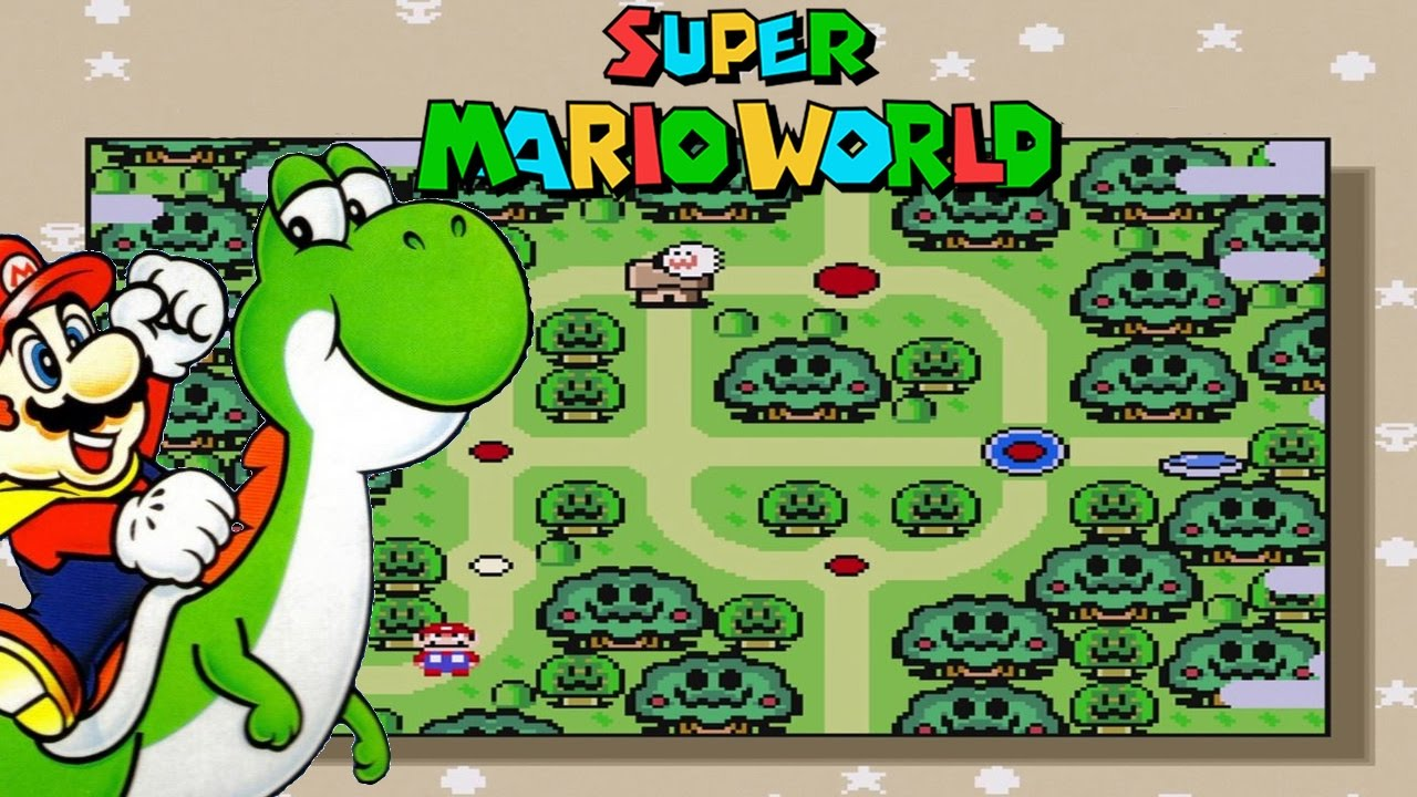 Super Mario World Complete Part 5 YouTube
