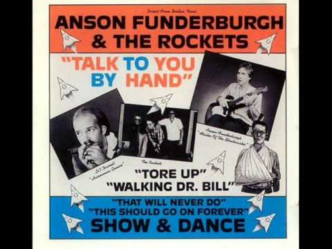 Anson Funderburgh & The Rockets - Talk To You By Hands