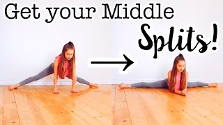 Get the Middle SpĮits Fast! 5 Best Middle Split Stretches