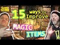 15 Ways to Improve Magic Items in your RPG or D&D game