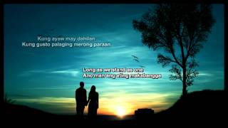 Rico Blanco - Antukin with lyrics