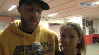 Melany Regenauer von Fuchs-Kampfsport wird Vizeweltmeisterin Thaiboxen