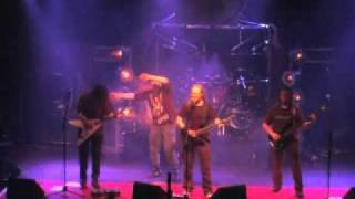 SENCIROW --- Disgrace on the Wicked --- LIVE