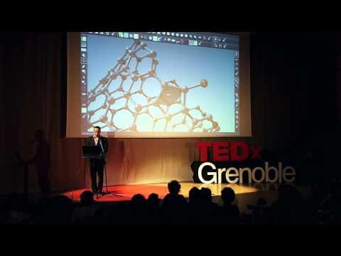 A software platform for computational nanoscience | Stéphane Redon | TEDxGrenoble