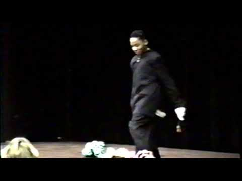 Andre Fuentes Solo Dance Performance  Spring 1992