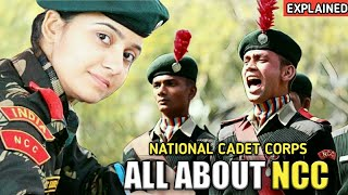 What Is NCC? How To Join NCC? NCC Certificate Benefits! NCC कैसे Join करें! (Hindi)