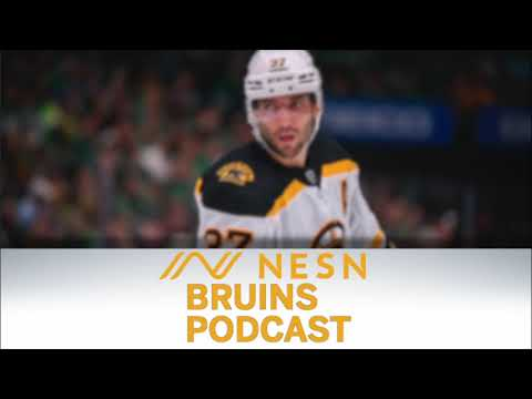 NESN Bruins Podcast: Lightning And Maple Leafs Previews, Four Goals For Pastrnak