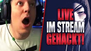 MontanaBlack LIVE im Stream GEHACKT! 😱 | STREAM Highlights