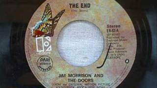 The Doors - The End  (Rare Single Version)