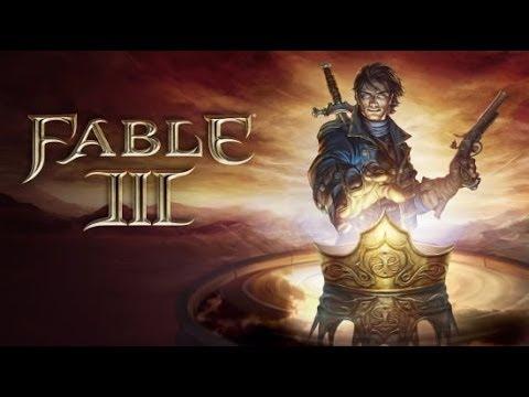 Let's Play Fable III Part 2 Flucht aus dem Schloss