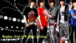 Download Nightcore Shinee replay mp3 free and mp4