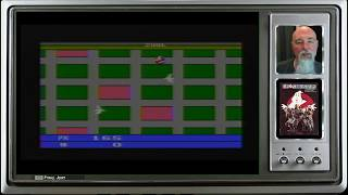 The 69th game a day game is Ghostbusters on the Atari 2600
