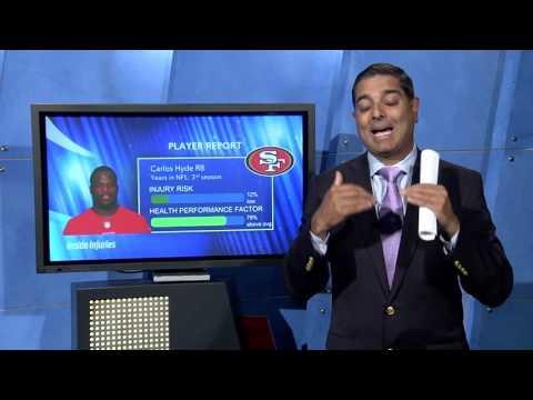 Week 9 Injury Analysis- Carlos Hyde