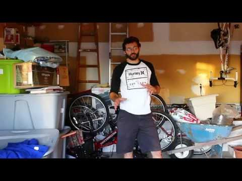 Sean wrecks electric childs bike -SRKcycles.com