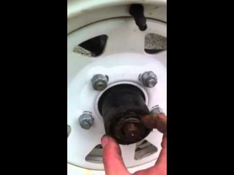 Trailer axle bearing replacement the easy way youtube asfbconference2016 Images