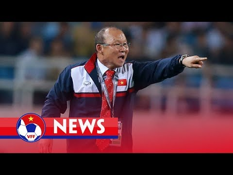 VFF NEWS SỐ 59 | HLV Park Hang Seo chuẩn bị cho VCK U23 châu Á 2018 cùng U23 Việt Nam