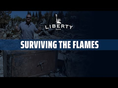 Surviving a Devastating California Wildfire