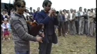 1987 couple  Bruno et Bernard Le Berre   Concours sonneurs Misericorde Pluvigner.0002.mpg