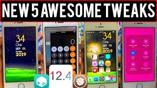 Download Top 25 iOS 12 - 12 4 Cydia/Sileo Tweaks OF ALL TIME