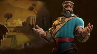 Sumeria Theme - Industrial (Civilization 6 OST) | Hurrian Hymn to Nikkal, no. 6
