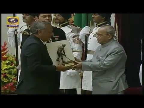 Presentation of National Sports Awards by the Hon'ble President of India