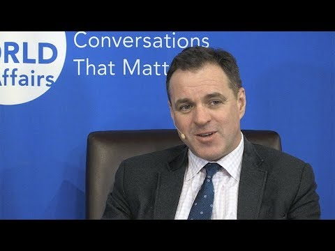 Niall Ferguson: Networks and Power, from the Freemasons to Facebook