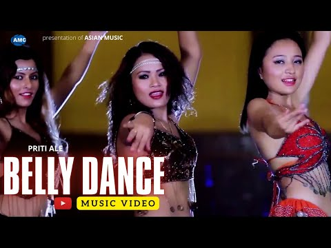 Belly Dance by Priti Ale  Ft. Alisha Rai New Nepali Song || official video HD