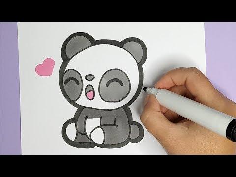 Kawaii Baby Panda Malen - Kawaii Bilder