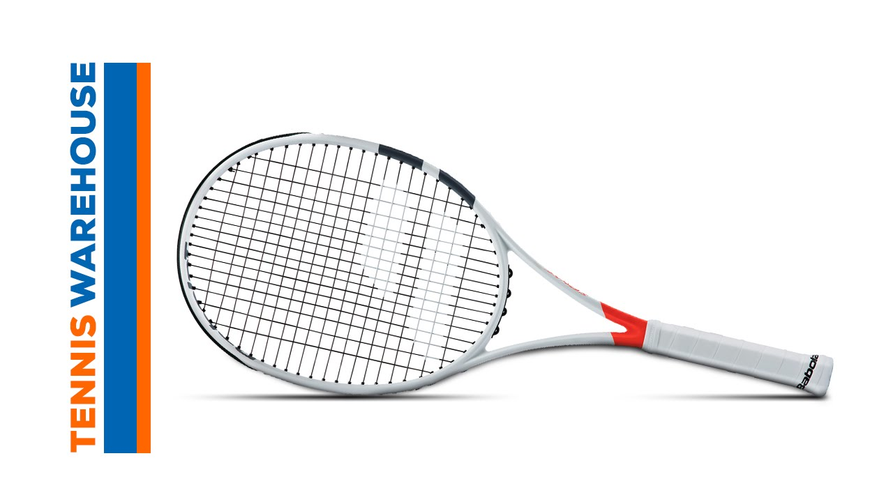 33ed2f35a Babolat Pure Strike 16x19 (Project One7) Racquet Review - YouTube