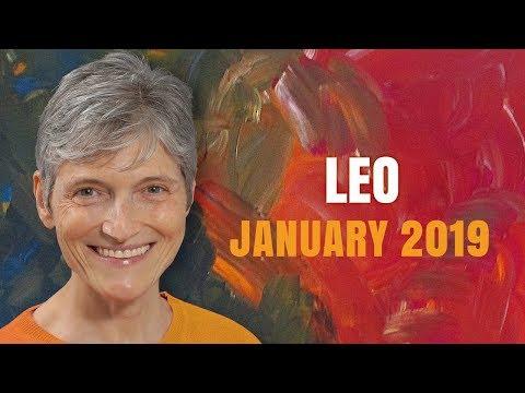 leo horoscope january 2020 barbara
