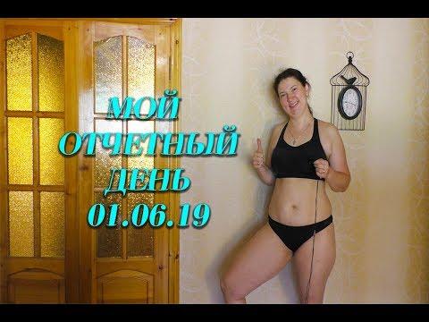 Мой Отчетный день На сколько  Похудела Показываю мое тело в раздельном купальнике Мои Замеры