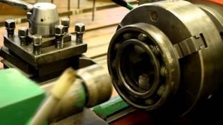 видео Точение металлических инструментов