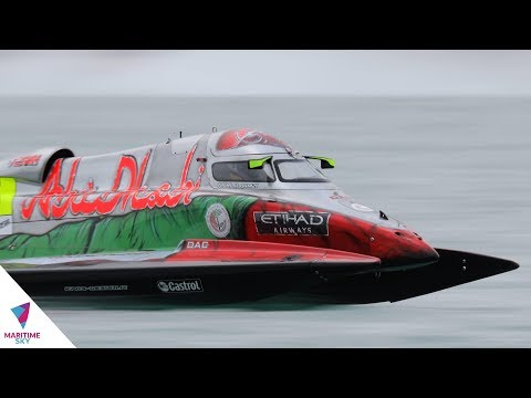 Grand Prix of Abu Dhabi | UIM F1H2O World Championship 2017