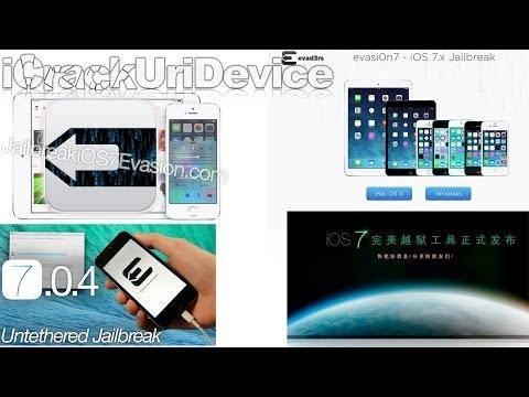 iOS 7.0.4 Jailbreak Untethered Released, TaiG Scandal, Fix Evasi0n 7, MobileSubstrate 7.0.4 & More