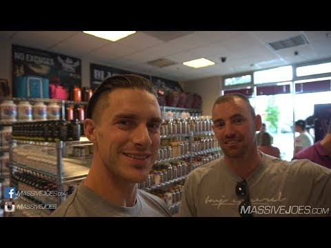 TMJ In The USA! Season 5 Episode 8: ANC With Doug Miller    MassiveJoes.com Mr Olympia Tour 2017