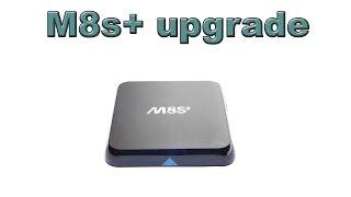 m8s plus upgrade доработки