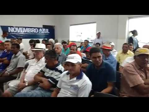 NOVEMBRO AZUL: COM RECORDE DE PACIENTES É LANÇADO EM LEM