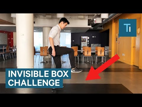 What Is The 'Invisible Box Challenge?'