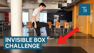 """What Is The """"Invisible Box Challenge?"""""""