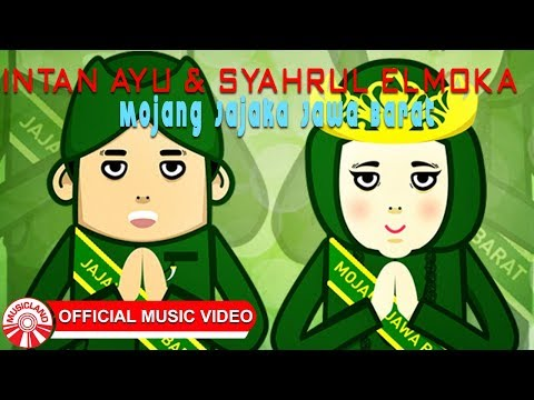 Intan Ayu & Syahrul Elmoka - Mojang Jajaka Jawa Barat [Official Music Video HD]