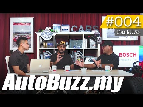 Torque Show #004 Pt.2: Motorcycle lanes in Malaysia, is it safe? - AutoBuzz.my
