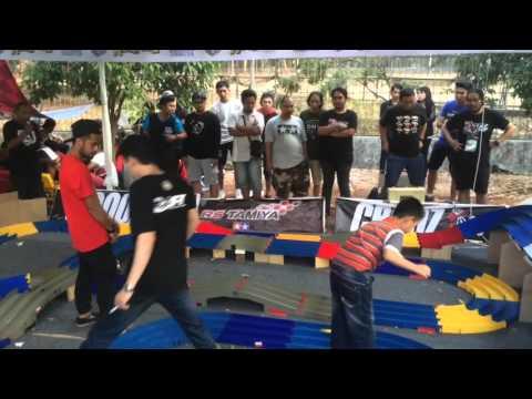 Tamiya Event Jakarta 2015 Haiday Youth Collaboration