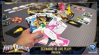 Morphinominal Monday: Scenario 18 Live Play!